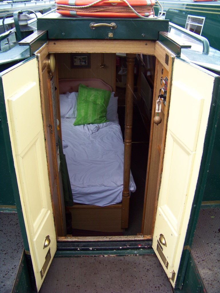 boat - interior