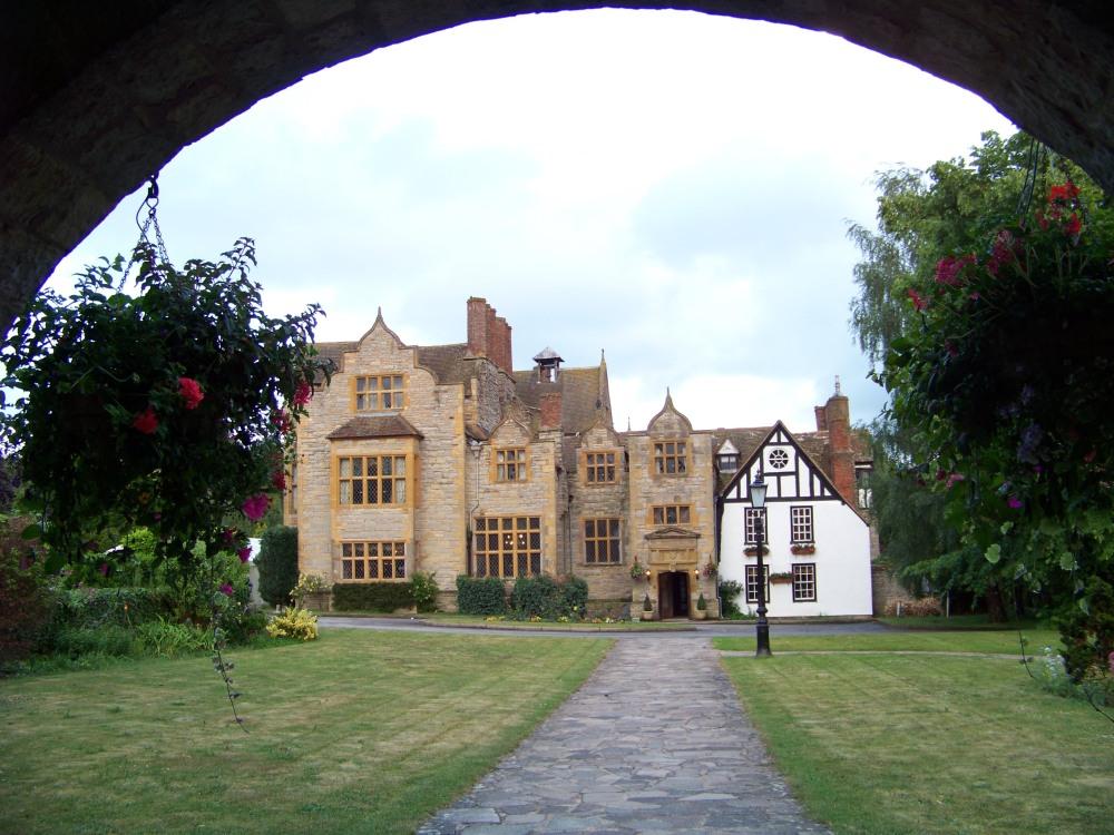 Salford Hall