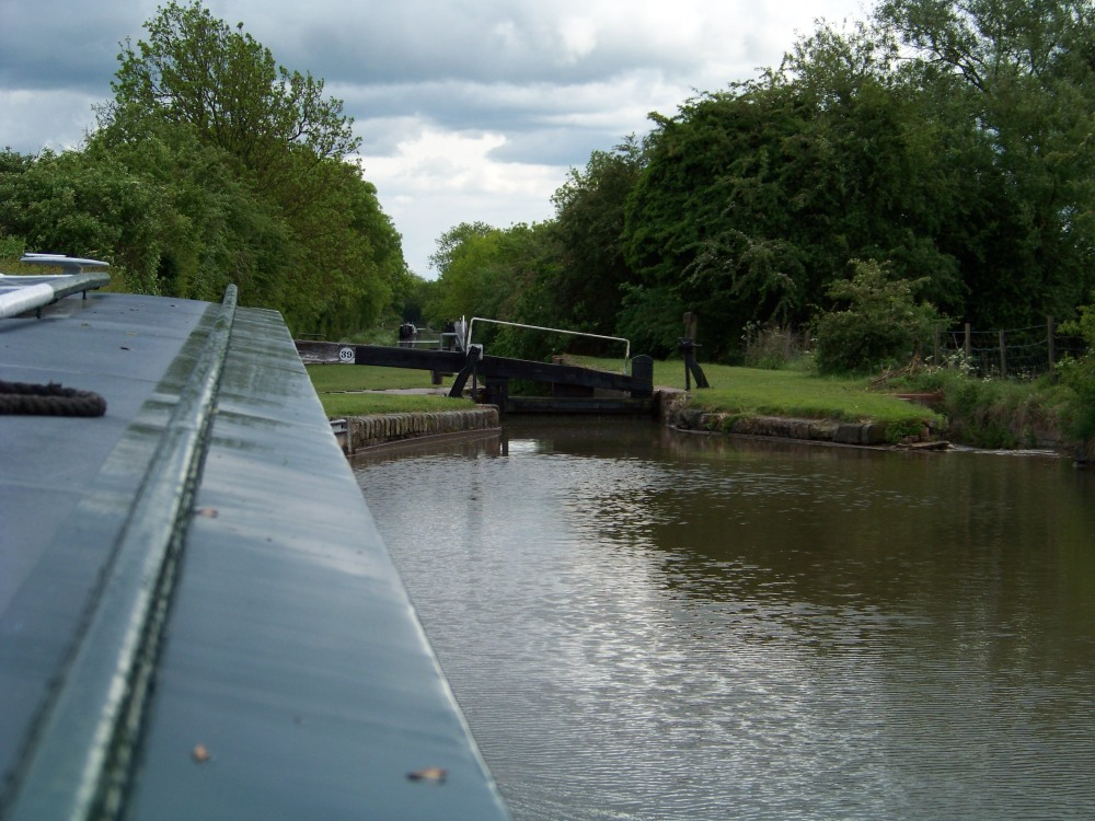 Bearley Lock