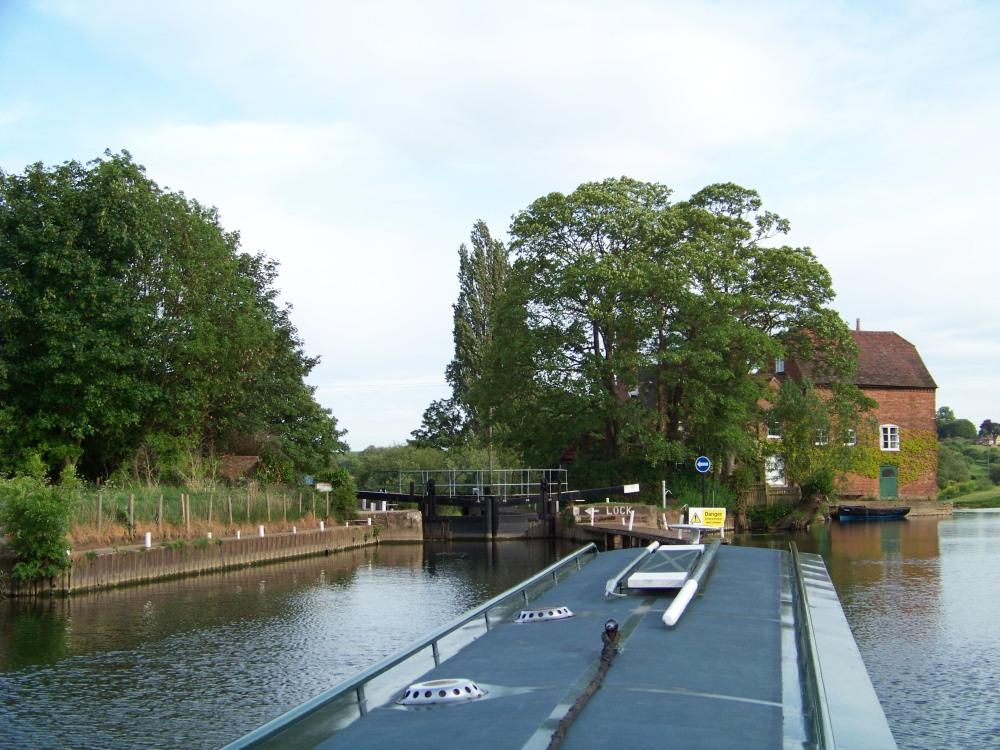 Chadbury Lock