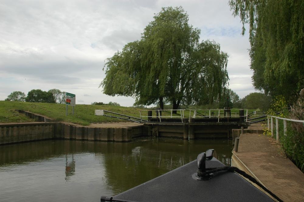 Pilgrim Lock