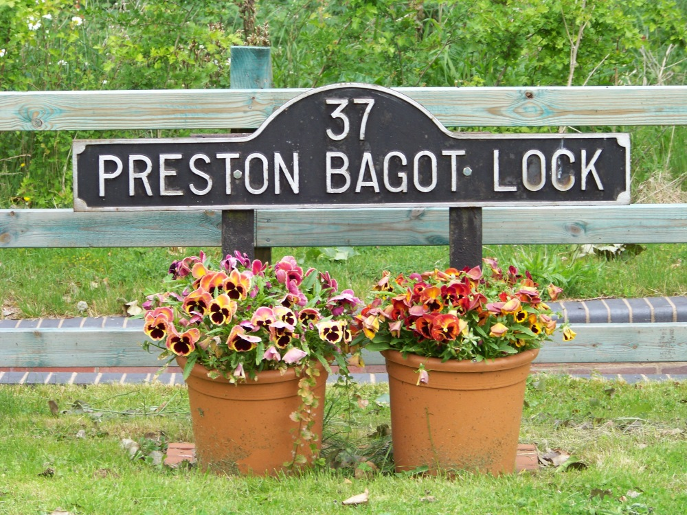 Preston Bagot Lock # 37