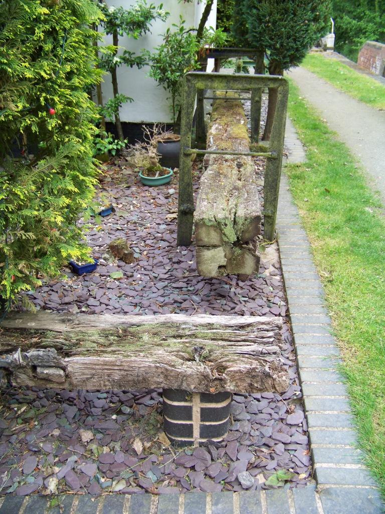 Preston Bagot Lock # 37: Vorgartendetails