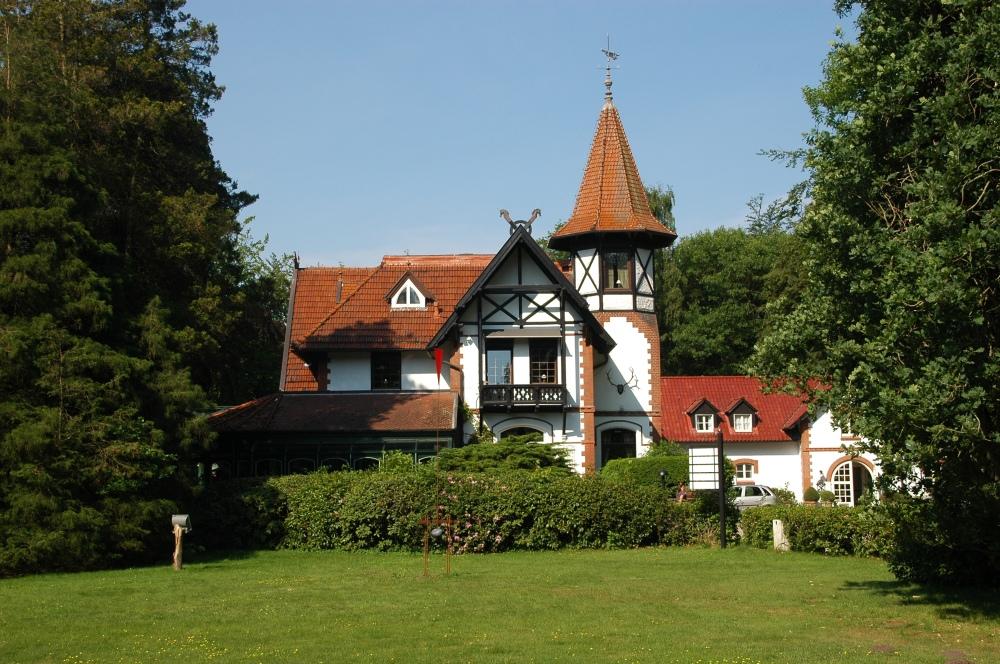 Hotel Jagdhaus Waldfrieden in Bilsen-Quickborn