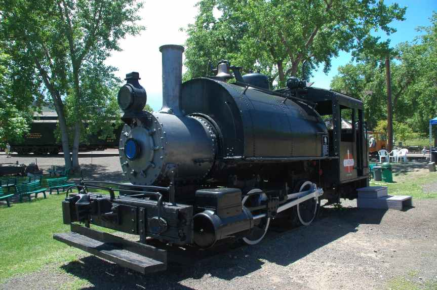 vinate locomotives