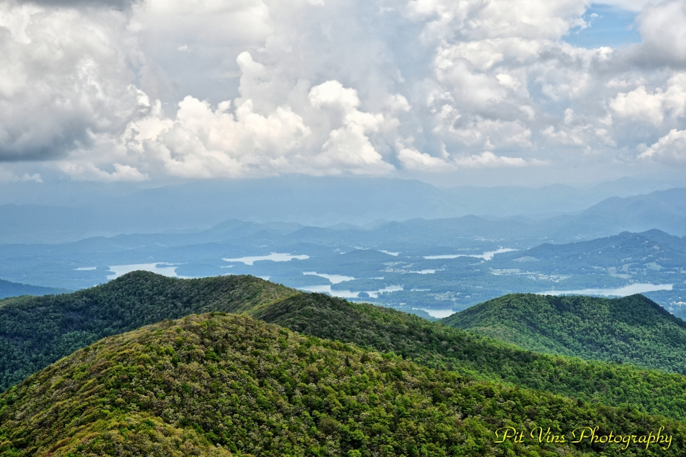 brasstown bald views
