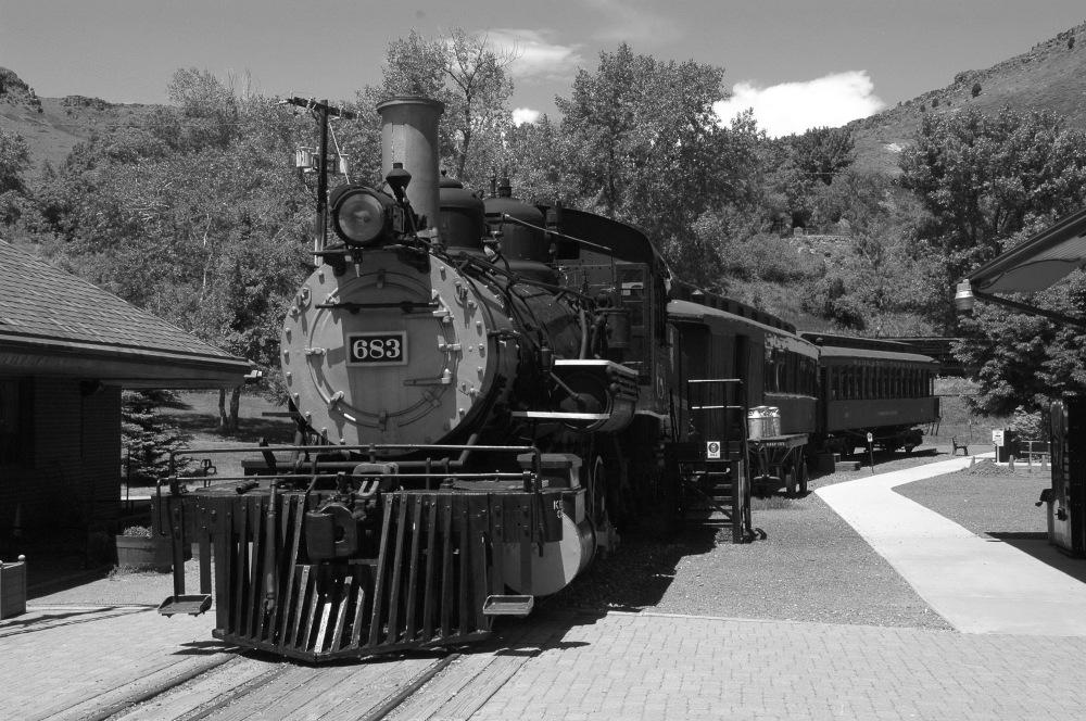 locomotive #583