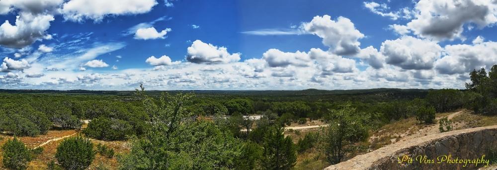 Pedernales Falls SP Panorama