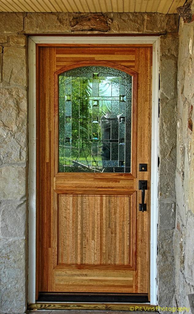 Front Door, Karnes City House