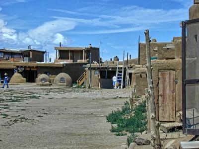 Taos Pueblo: North House