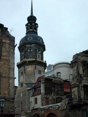Dresden, Summer of 2001