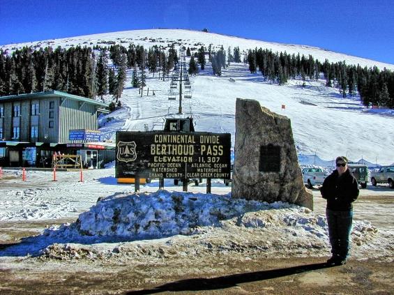 Rocky Mountains, Berthoud Pass