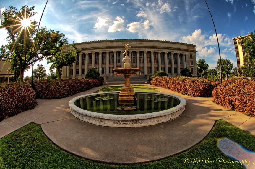 Tom Green County Courthouse, San Angelo/Texas