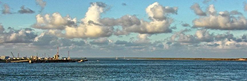 Friday Filler, aka Friday Flashback: Summer 2002 – Port AransasImpressions